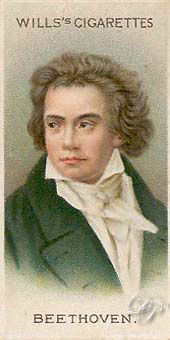 Card: Beethoven
