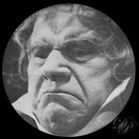 Peter Ustinov as Beethoven...