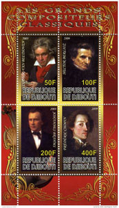 Beethoven - Timbres